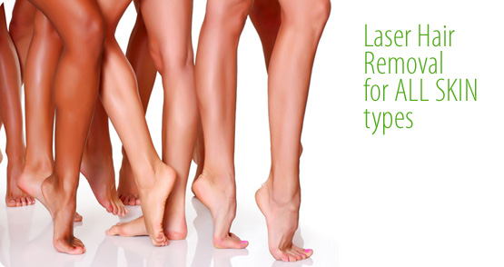 laserhair removal banner